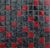 Мозаика декор Vivacer 3,1*3,1 MIX CHERRY