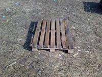 Поддоны деревянные облегченные (б\у) 3сорт
