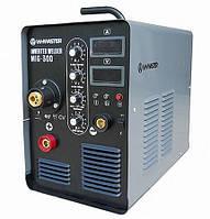 Полуавтомат сварочный инверторный W-Master MIG-300