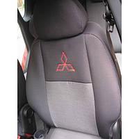 Чехлы на сиденья Mitsubishi Outlander XL c 2007-12 г