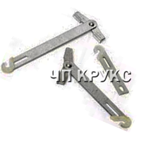 Крюки для подвешивания потолочных светильников У 623Б, У 625Б, У 629