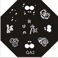 Диски для стемпинга серии QA № 02