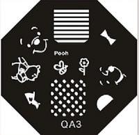 Диски для стемпинга (серия QA)