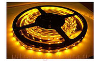 Светодиодная лента 5050 60шт/м желтая 5метров., фото 1