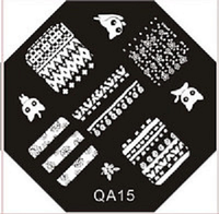 Диски для стемпинга серии QA № 15