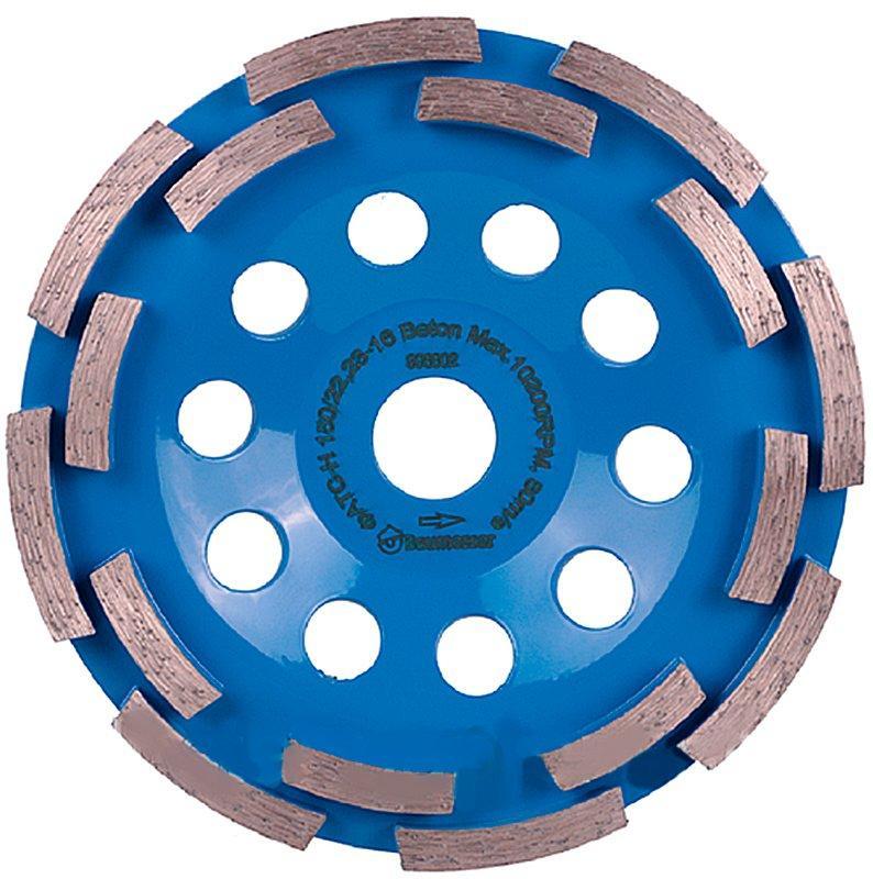 Фреза алмазная Baumesser ФАТ-С 150/22,23-16 по бетону (97015007012)