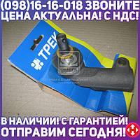 ⭐⭐⭐⭐⭐ Наконечник тяги рулевой ВАЗ 1118 наружный левый на подложке (TR70-107) (производство  Трек)  1118-3414057