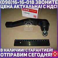 ⭐⭐⭐⭐⭐ Наконечник рулевой правый SSANGYOUNG ACTYON/KYRON 05- d=16 (производство  CTR)  CEKS-10R