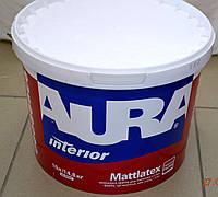 Моющая краска для стен и потолков Mattlatex AURA (Eskaro) 14кг