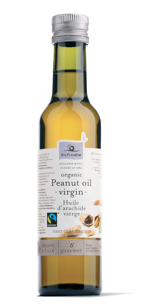 Арахисовое масло Bio Planete, 250мл