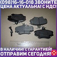 ⭐⭐⭐⭐⭐ Колодки тормозные дисковые DACIA LOGAN 04- передние (RIDER) RD.3323.DB1634
