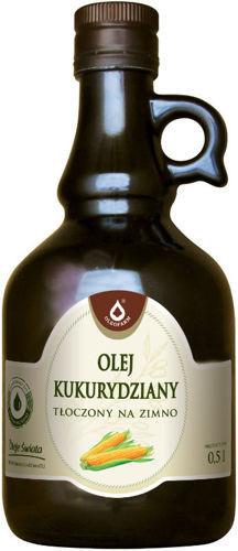 Кукурузное масло Oleofarm, 500мл