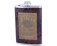 Фляга из нержавеющей стали Jim Beam