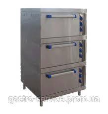 Шкаф жарочный Abat 3-х уровневый