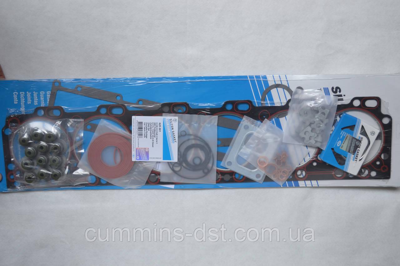 Прокладки ремкомплект на двигатель Cummins 6C, 6CT, 6CTA