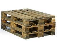 Поддоны деревянные Евро клеймо, 3 сорт б\у