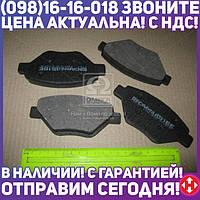 ⭐⭐⭐⭐⭐ Колодки тормозные РЕНО MEGANE II (производство  Intelli)  D516E