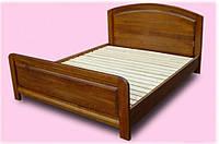 Кровать деревянная Вилерсель