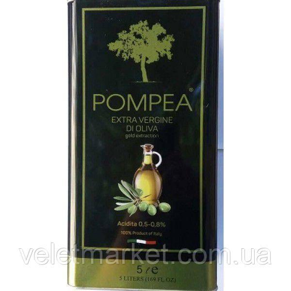 Оливковое масло Pompea extra vergine di oliva 5 л