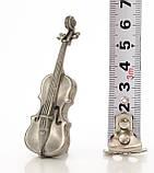 Оловянная миниатюра, виолончель, олово, Германия, фото 8