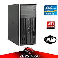 Отличный Игровой ПК ZEVS PC7650 i5 2400 + R7 360 2GB + 8GB RAM +ИГРЫ!