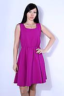 Платье женское фуксия размер М, фото 1