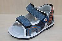 Детская летняя обувь, детские босоножки для мальчика тм Tom.m р.20