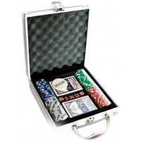 Покерный набор в кейсе №100, качественный товары,сувениры для мужчин