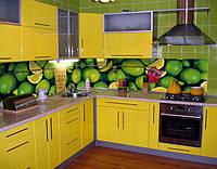 Кухня угловая с фасадами пленочный МДФ