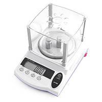 Сетевые весы eeb-2002, для лабораторий и ювелиров, тарирование, измерение количества, максимальный вес 200 г