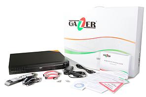 Видеорегистратор HD-SDI Gazer NF304s