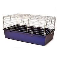 Клетка для грызунов Кролик 80 цинк