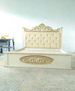Кровать двуспальная Витроль
