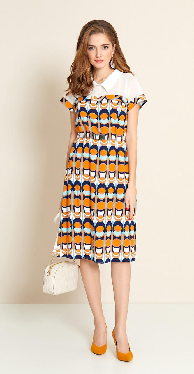 0732510d05c Платье Gizart-7205ж белорусский трикотаж