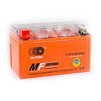 Аккумулятор МОТО OUTDO -7a гель оранжевый