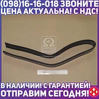 ⭐⭐⭐⭐⭐ Накладка бампера ВАЗ 2106 заднего (пр-во БРТ)