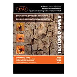 Матовая двусторонняя текстурная бумага EVO 220г A4 50 стр