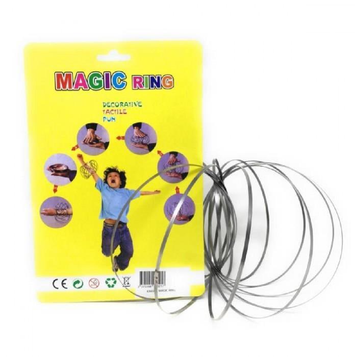 Интерактивная игрушка-антистресс Волшебные кольца Magic Ring для детей и взрослых