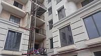 Мачтовый строительный подъемник., фото 1