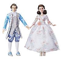 Колекційні лялька Бэлль і Принц Красуня і Чудовисько Disney Beauty and the Beast Royal, фото 1