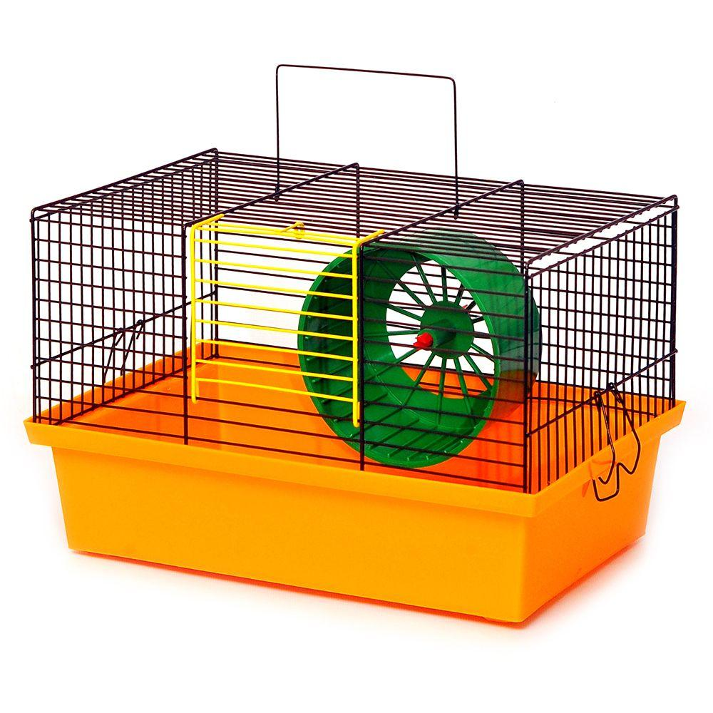 Клетка для грызунов Хомяк краска