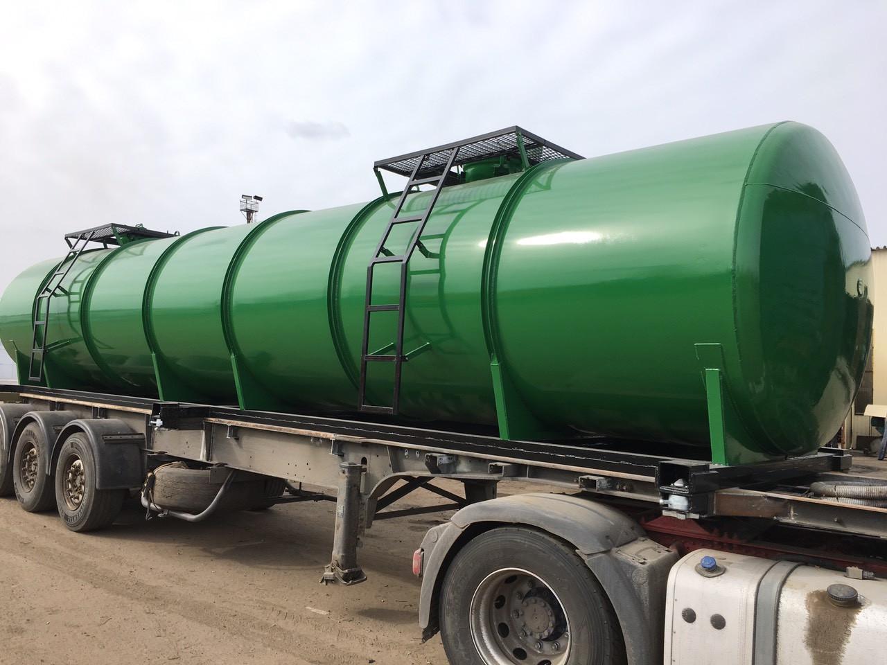 Танк контейнер (цистерна) 30м³