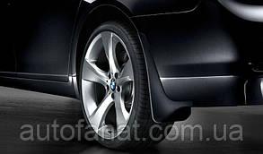 Оригинальный комплект брызговиков задних BMW 7 (F01, F02) (82160442940)