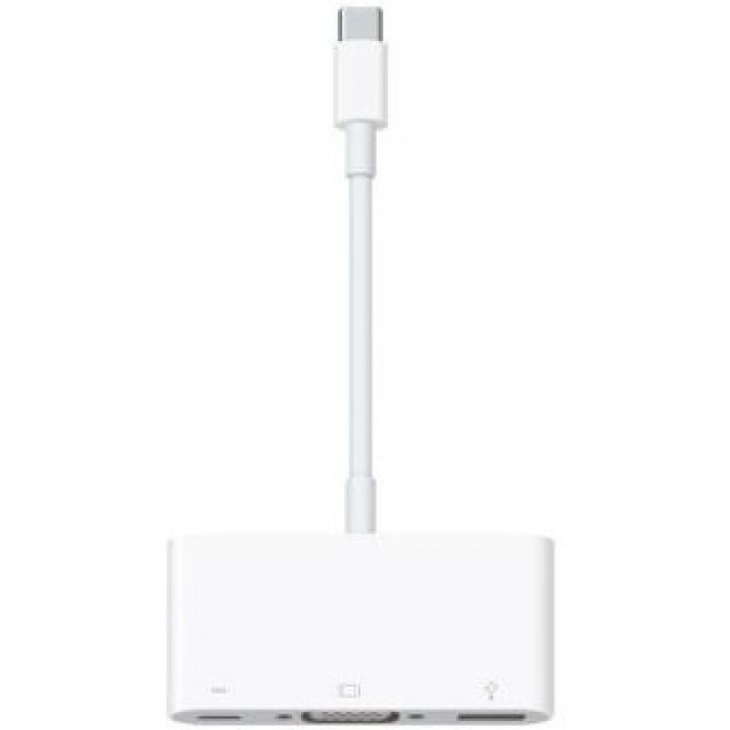 Переходники Mac Apple USB-C VGA Multiport Adapter (MJ1L2)