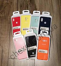 Soft-touch Silicone Cover для Xiaomi Redmi 6Pro / Mi A2 Lite
