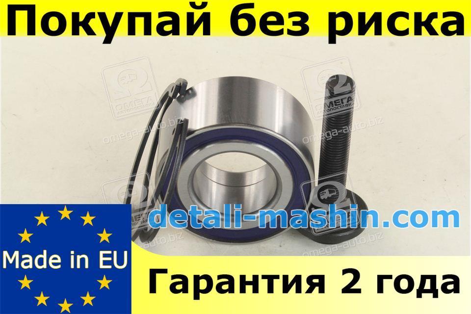 Подшипник ступицы к-т  AUDI 80, A4, A6, VW PASSAT (RIDER)