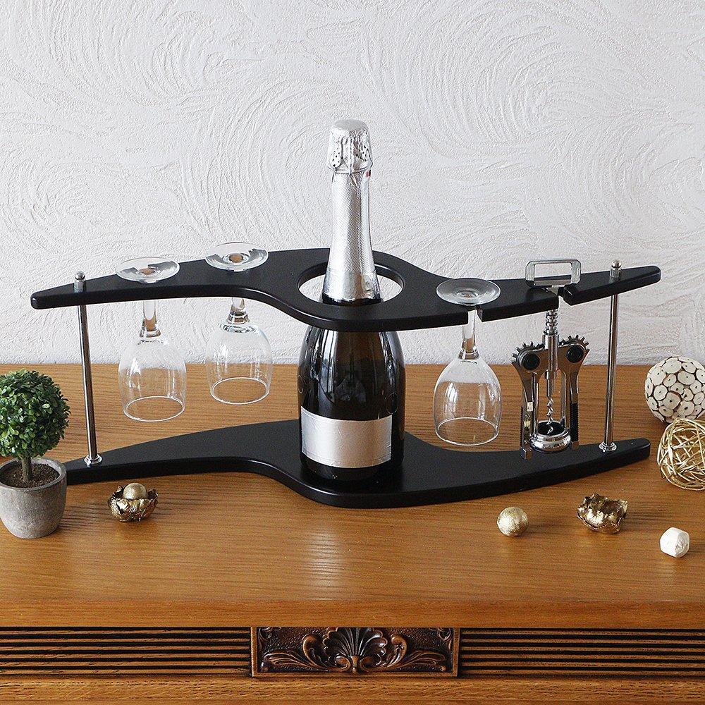 Набор для вина-Зигзаг SS09188 SS09188 SS09188