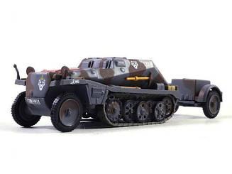 Модель коллекционная Боевых машин ALTAYA №62 Перевозчик боеприпасов Sd.Kfz.252