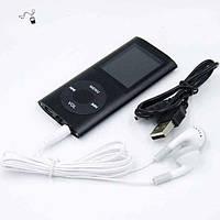 HiFi MP4-плеер MP4 1.8д черный в стиле iPod миталический корпус Поддержка fm Радио TF карты MP4 видео, фото 1