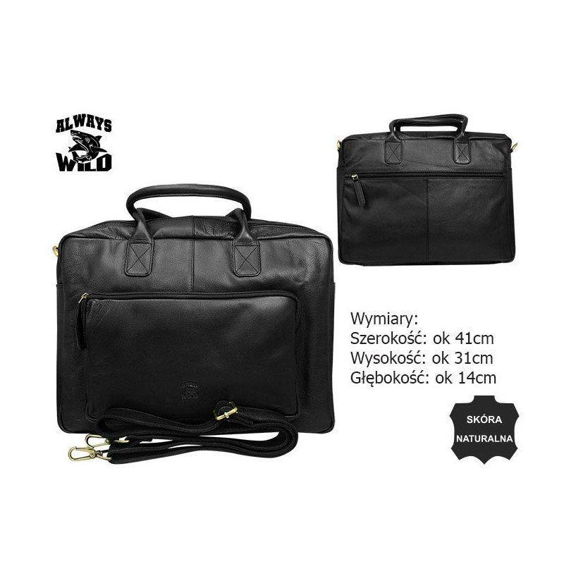 Шкіряна сумка 0399-PDM